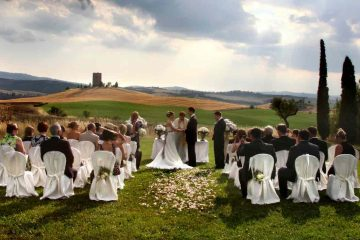 Organise your romantic and unique destination wedding in Italy