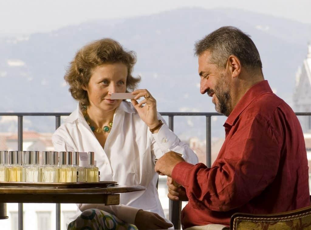 Lorenzo e Ludovica Villoresi