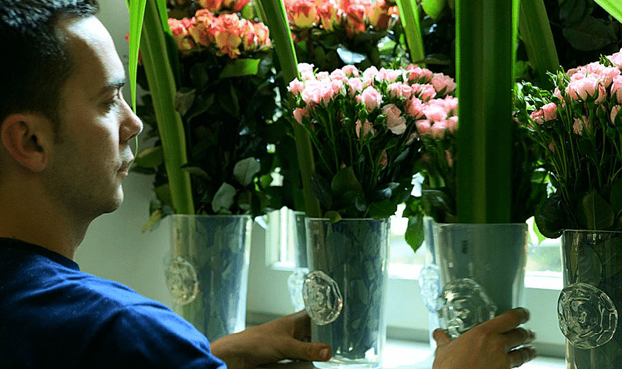 Innovative and cutting-edge, Vincenzo Dascanio is among the most sought after floral designers.