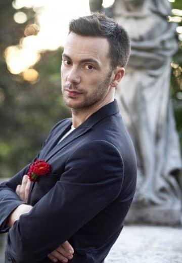 Vincenzo Dascanio è tra i flower designer più quotati sul mercato.