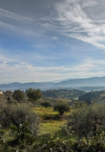 Villa Corsini a Mezzomonte is a top leading venue in Tuscany and part of the LVT network