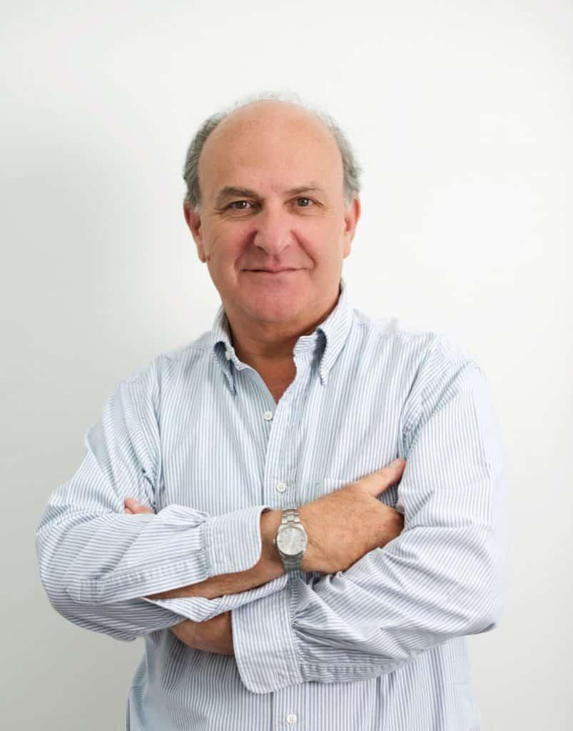 L'imprenditore fiorentino Mario Luca Giusti
