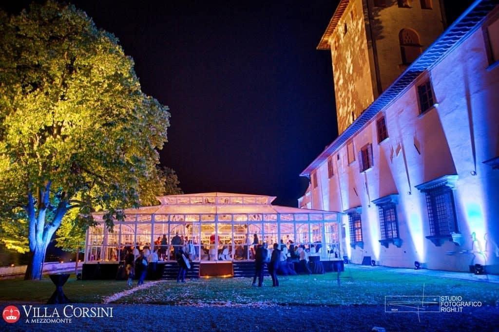 Villa Toscana per eventi