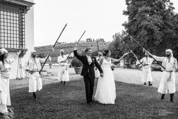 Matrimonio Villa Toscana