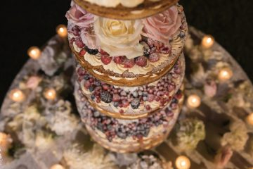 naked cake a piani
