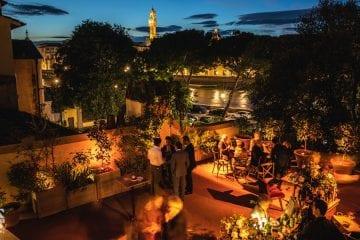 Il ricevimento di matrimonio a Firenze